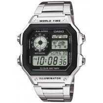 CASIO AE-1200WHD-1AVEF Collection 10ATM 42mm