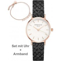 Rosefield DSMBR-D15 The Small Edit Set mit Armband 26mm 3ATM
