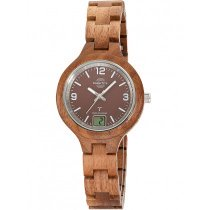Master Time MTLW-10750-81W Funk Specialist Wood 36mm 3ATM