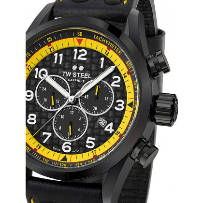 TW Steel SVS301 Coronel WTCR Special Edt Chronograph 48mm 10ATM